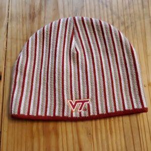 VT Hokies beanie hat